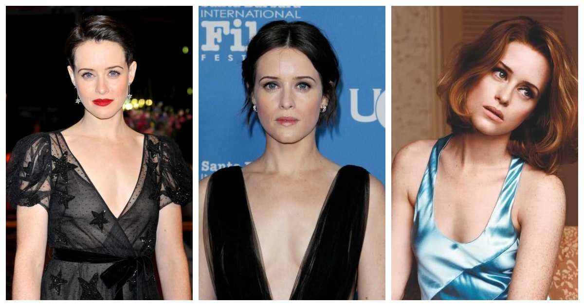 61 Sexiest Claire Foy Boobs Pictures Will Make You Feel Thirsty For Her Melons