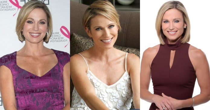 51 Sexiest Amy Robach Boobs Pictures Are A Feast For Your Eyes