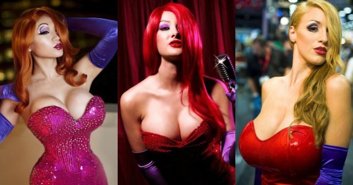51 Sexiest Jessica Rabbit Boobs Pictures Will Make You Envy The Photographer
