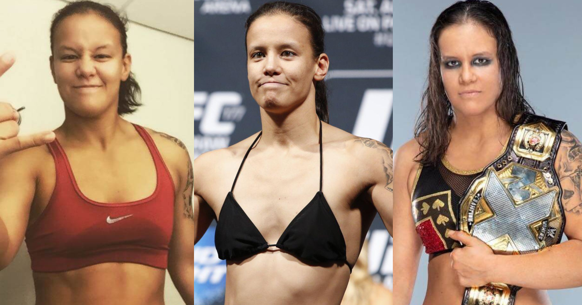 51 Sexiest Shayna Baszler Boobs Pictures Can Have You Hypnotized