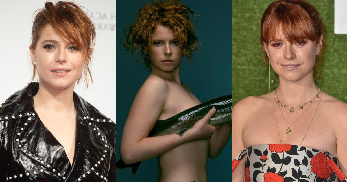 53 Hottest Jessie Buckley Boobs Pictures Expose Her Perfect Cleavage