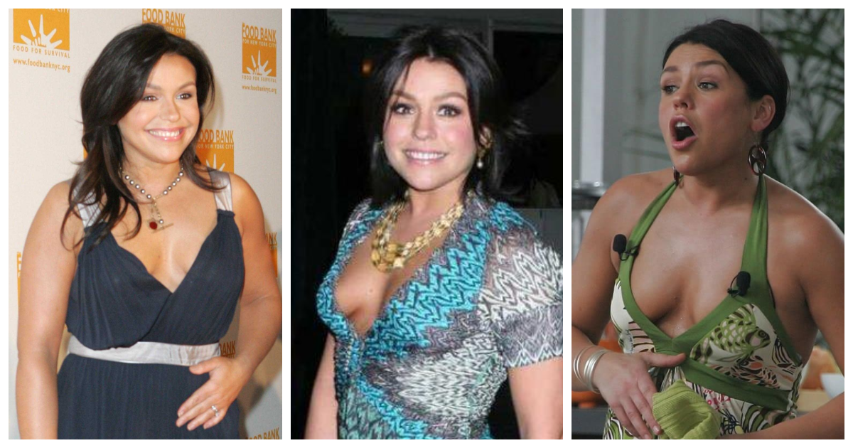 53 Rachael Ray Sexy Pictures That Are Sensually Arousing