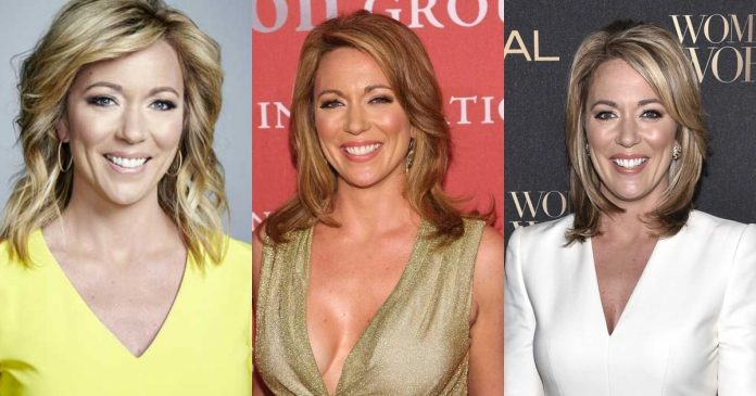 54 Sexiest Brooke Baldwin Boobs Pictures Will Have You Staring At Them All Day Long