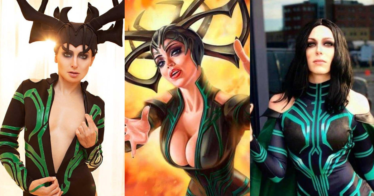 54 Sexiest Hela Boobs Pictures Show Off Her Awesome Bosoms