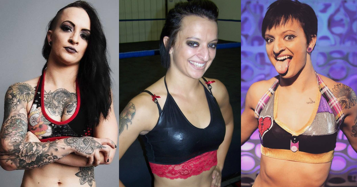 Wwe ruby riot nackt