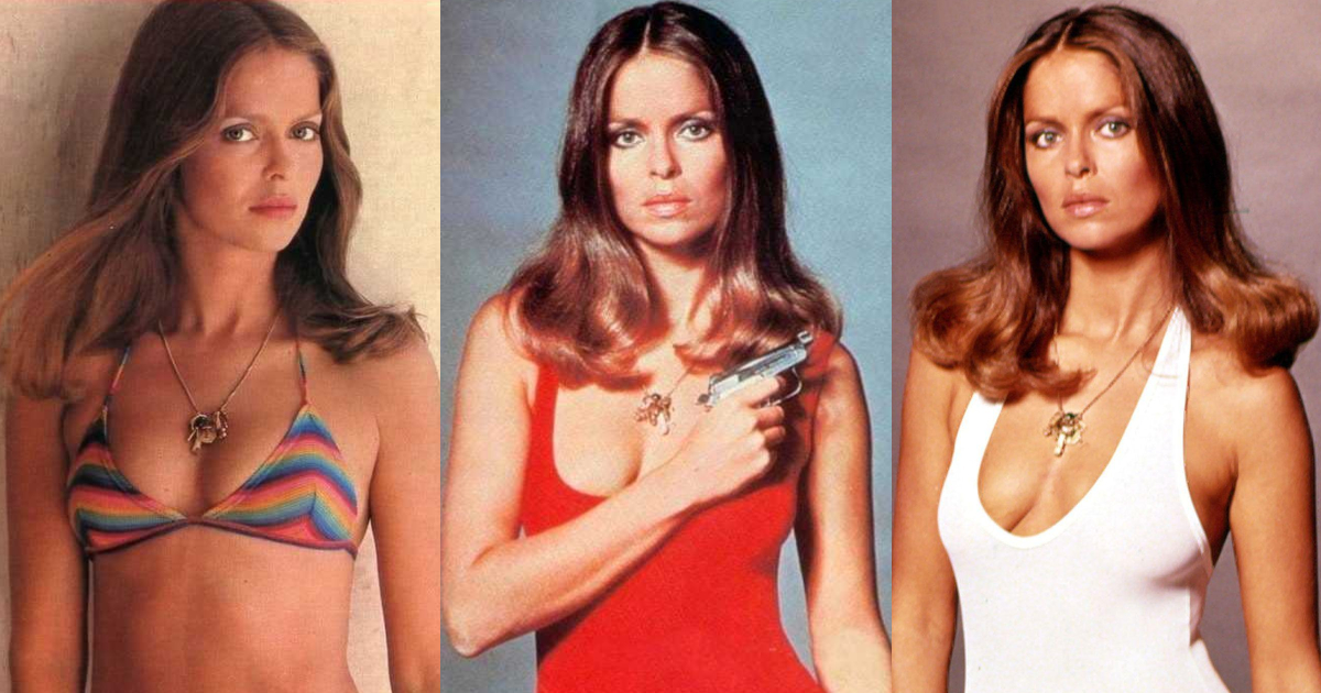 56 Hottest Barbara Bach Boobs Pictures Expose Her Perfect Cleavage