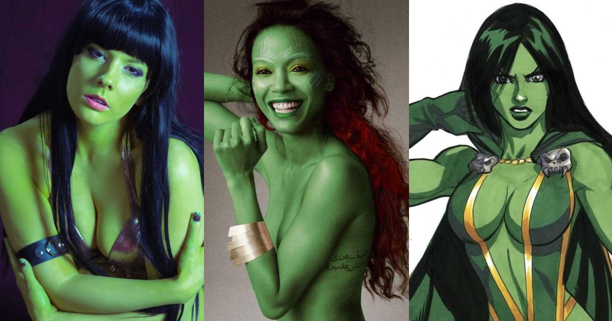 57 Sexiest Gamora Boobs Pictures Will Have You Staring At Them All Day Long