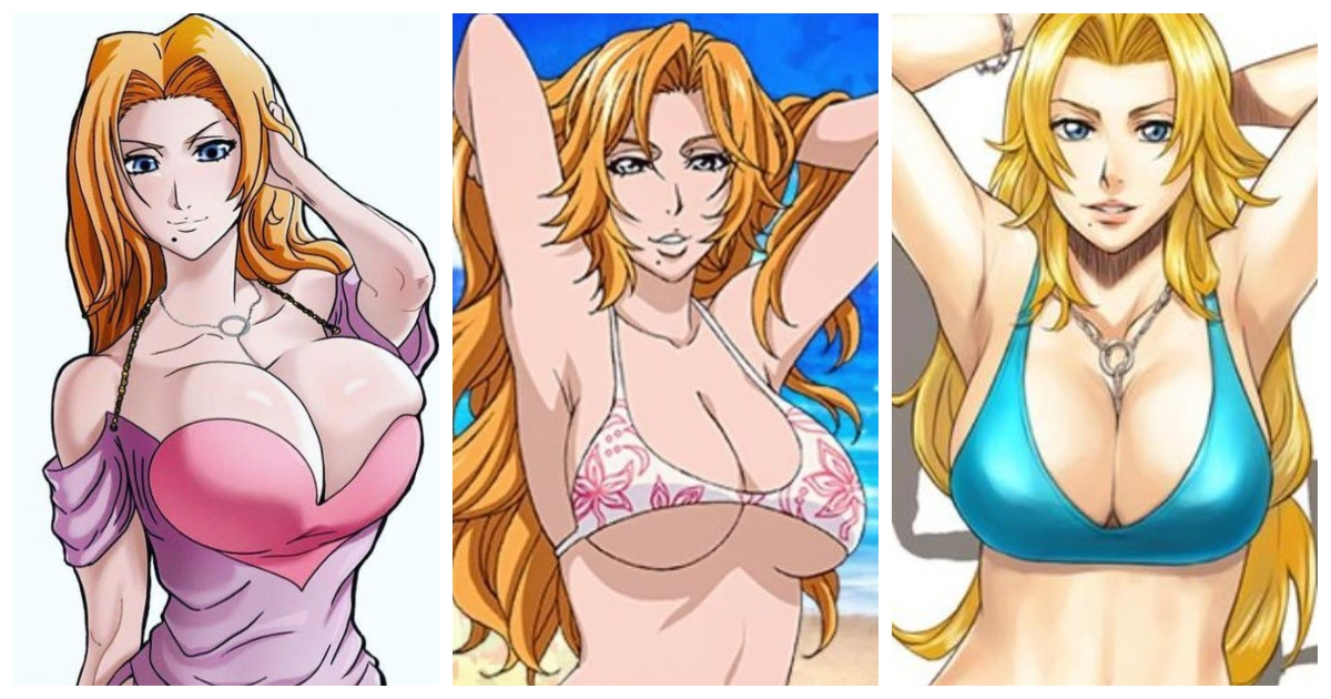 58 Sexiest Rangiku Matsumoto Boobs Pictures Show Off Her Awesome Bosoms