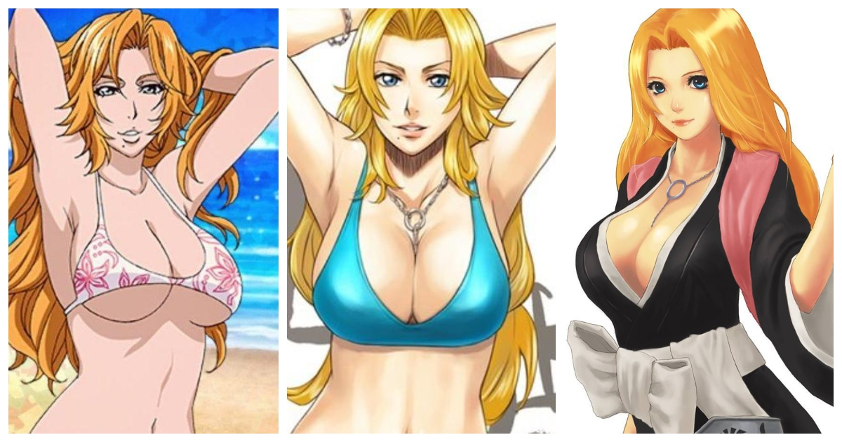58 Sexiest Rangiku Matsumoto Pictures Are A Sure Crowd Puller