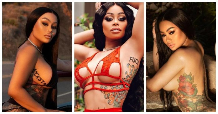 61 Blac Chyna Sexy Pictures That Make Her An Icon Of Excellence
