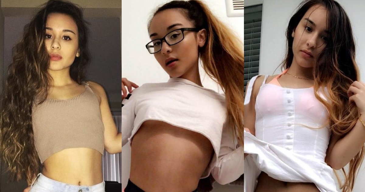 61 Hottest Alahna Ly Boobs Pictures Show Off Her Perfect Set Of Racks