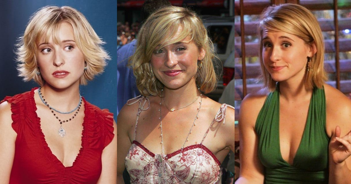 61 Hottest Allison Mack Boobs Pictures Are As Soft As They Look