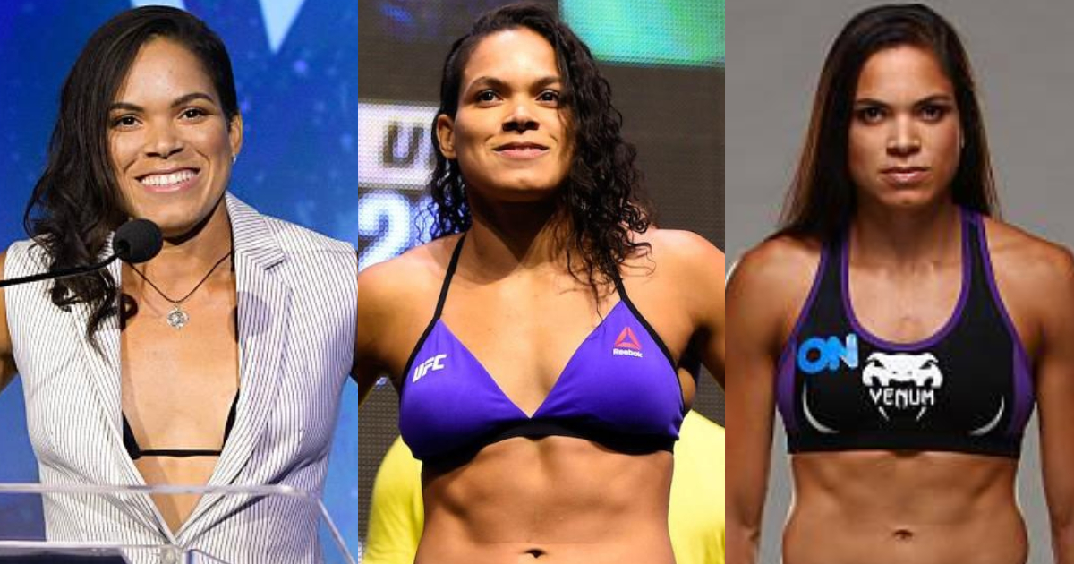 61 Hottest Amanda Nunes Boobs Pictures You Just Want To Nestle Between Them