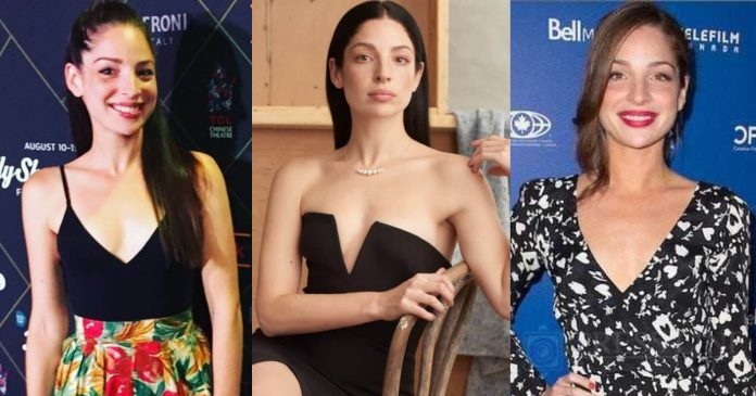 61 Hottest Anna Hopkins Boobs Pictures Are Arousing And Appealing