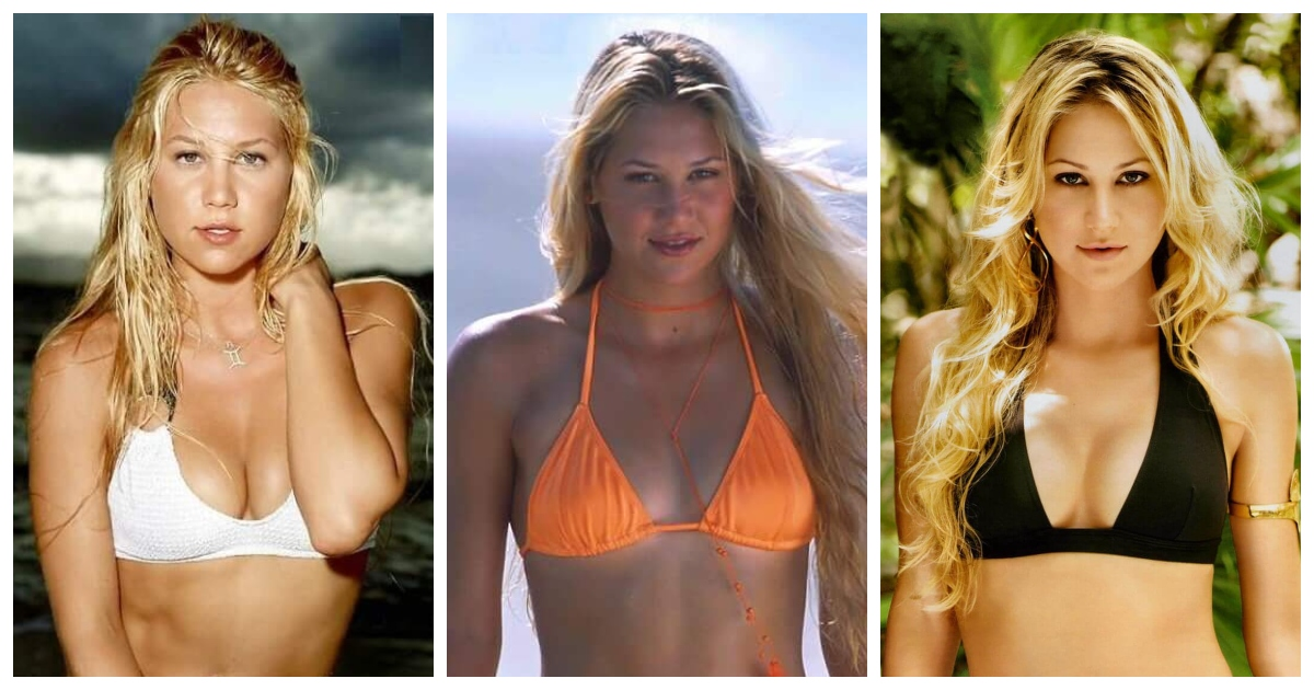 61 Hottest Anna Kournikova Boobs Pictures Show Off Her Perfect Set Of Racks