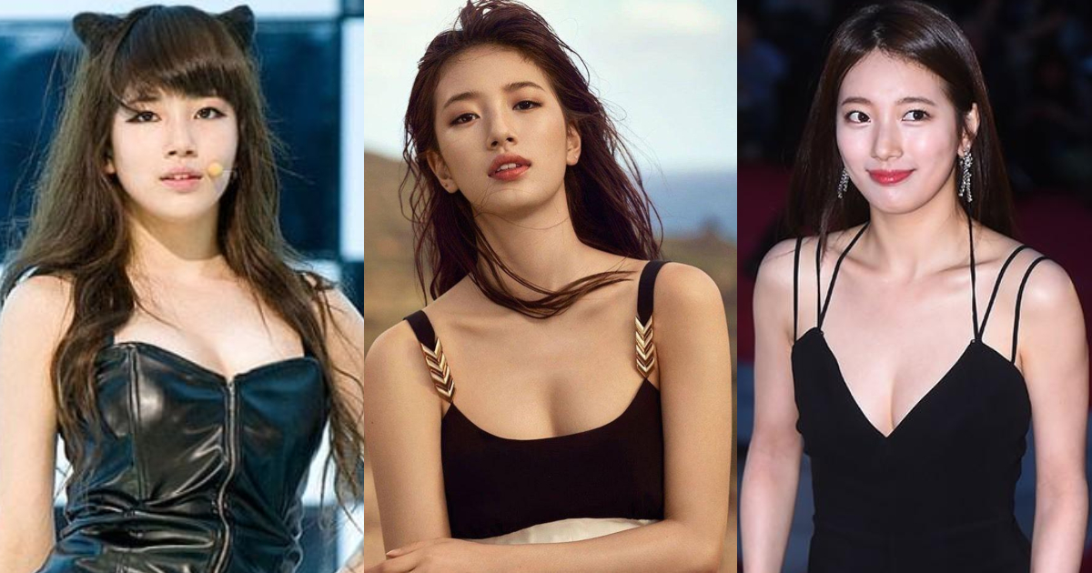 61 Hottest Bae Suzy Boobs Pictures Show Off Her Perfect Set Of Racks