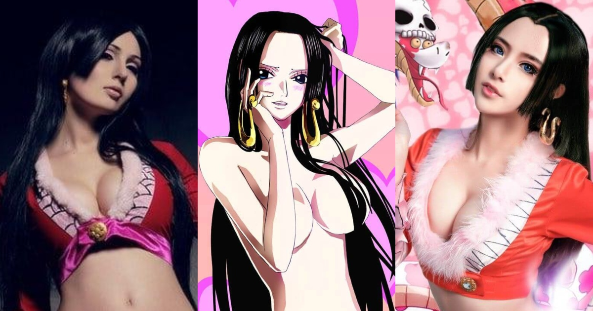 61 Hottest Boa Hancock Boobs Pictures Are Arousing And Appealing