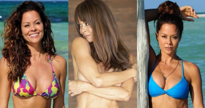 61 Hottest Brooke Burke-Charvet Boobs Pictures Are Arousing And Appealing