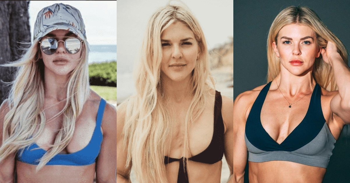 61 Hottest Brooke Ence Boobs Pictures That Look Flaunting In A Bikini