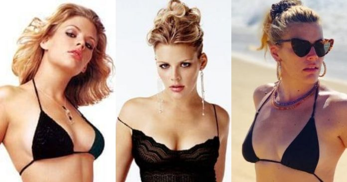 61 Hottest Busy Philipps Boobs Pictures Show Off Her Perfect Set Of Racks