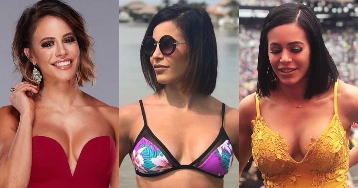 61 Hottest Charly Caruso Boobs Pictures Expose Her Perfect Cleavage