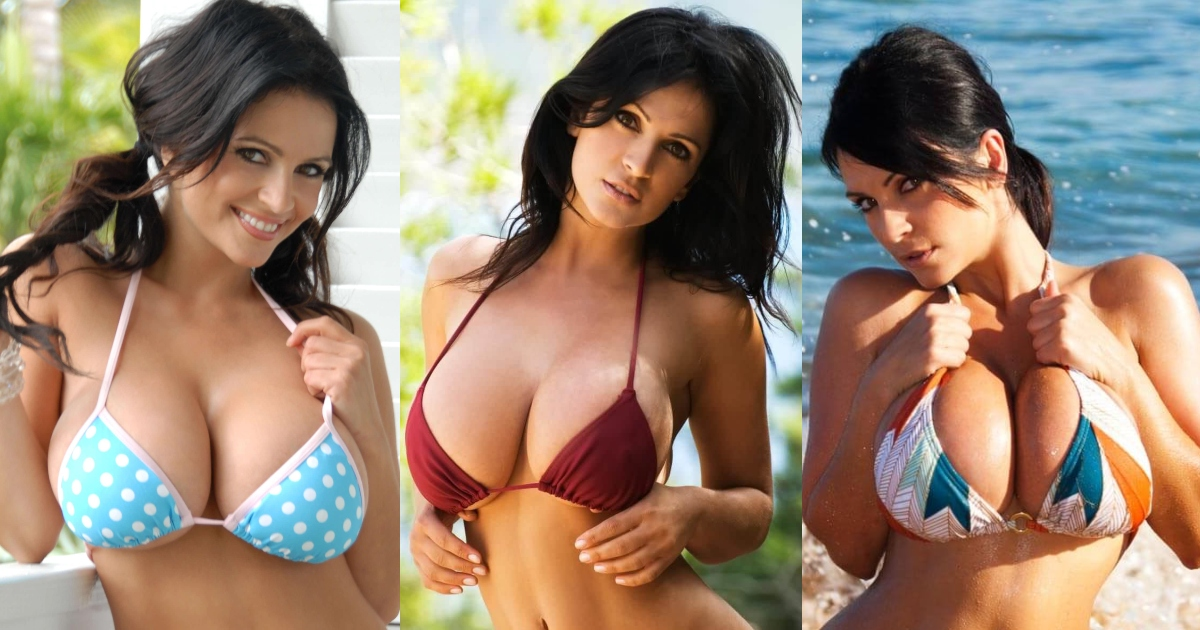 61 Hottest Denise Milani Boobs Pictures Spectacularly Tantalizing Tits
