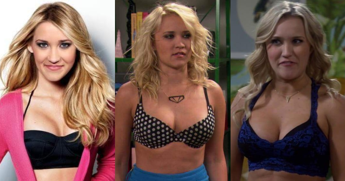 61 Hottest Emily Osment Boobs Pictures Spectacularly Tantalizing Tits