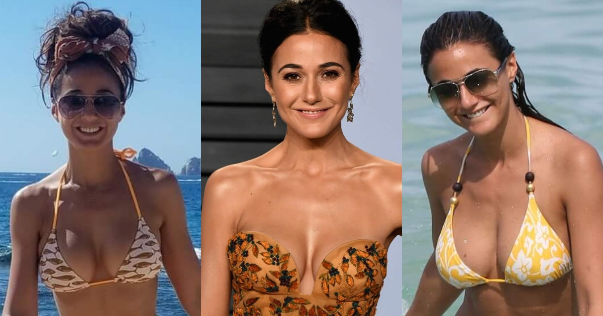 61 Hottest Emmanuelle Chriqui Boobs Pictures Are As Soft As They Look
