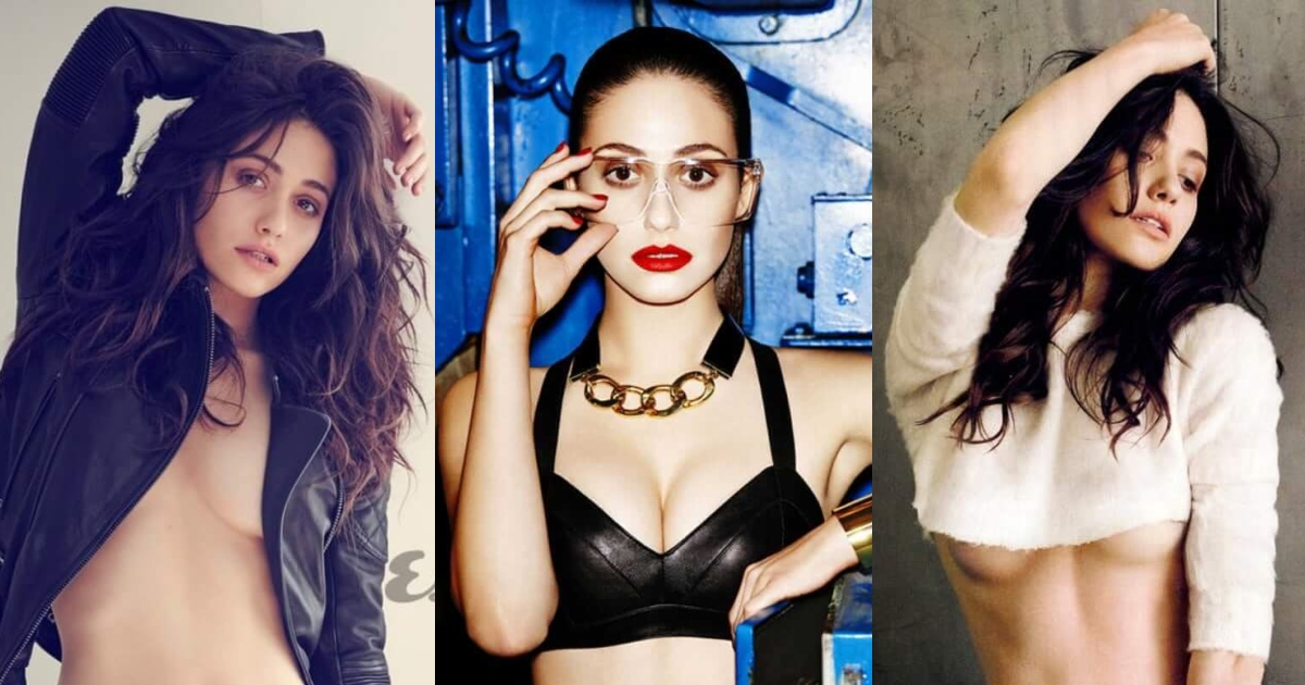 61 Hottest Emmy Rossum Boobs Pictures Are Arousing And Appealing