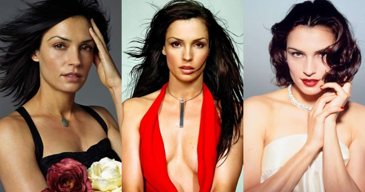 61 Hottest Famke Janssen Boobs Pictures You Just Want To Nestle Between Them