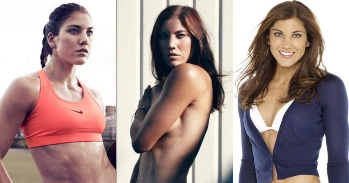 61 Hottest Hope Solo Boobs Pictures Are Arousing And Appealing