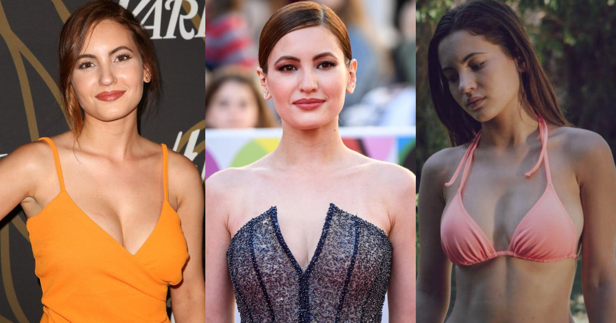 61 Hottest Ivana Baquero Boobs Pictures Are Jaw-Dropping And Quite The Looker