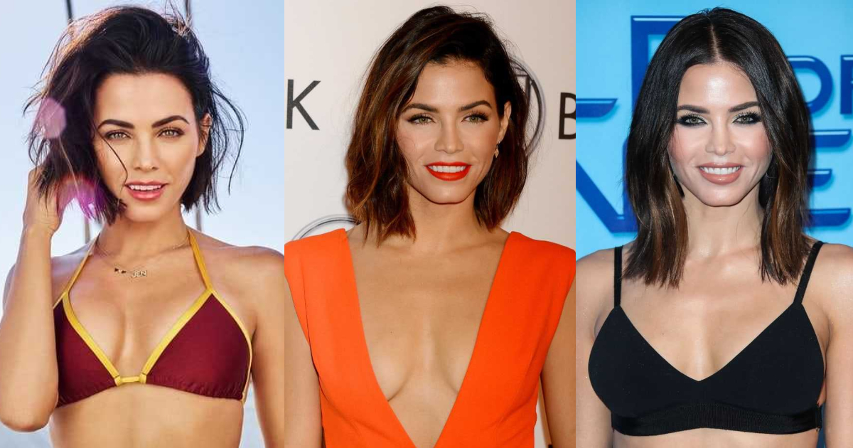 61 Hottest Jenna Dewan Boobs Pictures Are Arousing And Appealing