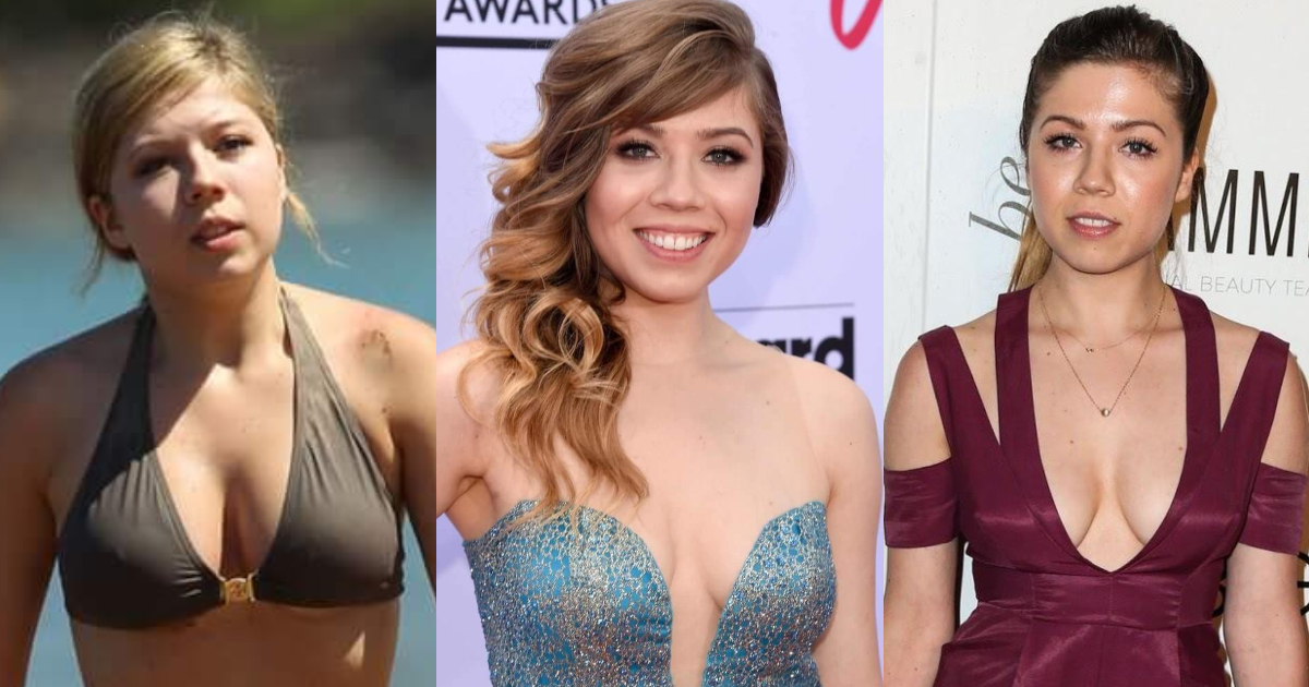 61 Hottest Jennette McCurdy Boobs Pictures Are Arousing And Appealing