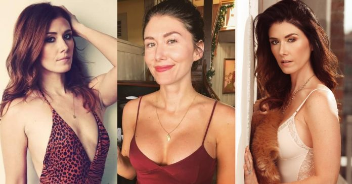 61 Hottest Jewel Staite Boobs Pictures You Just Want To Nestle Between Them