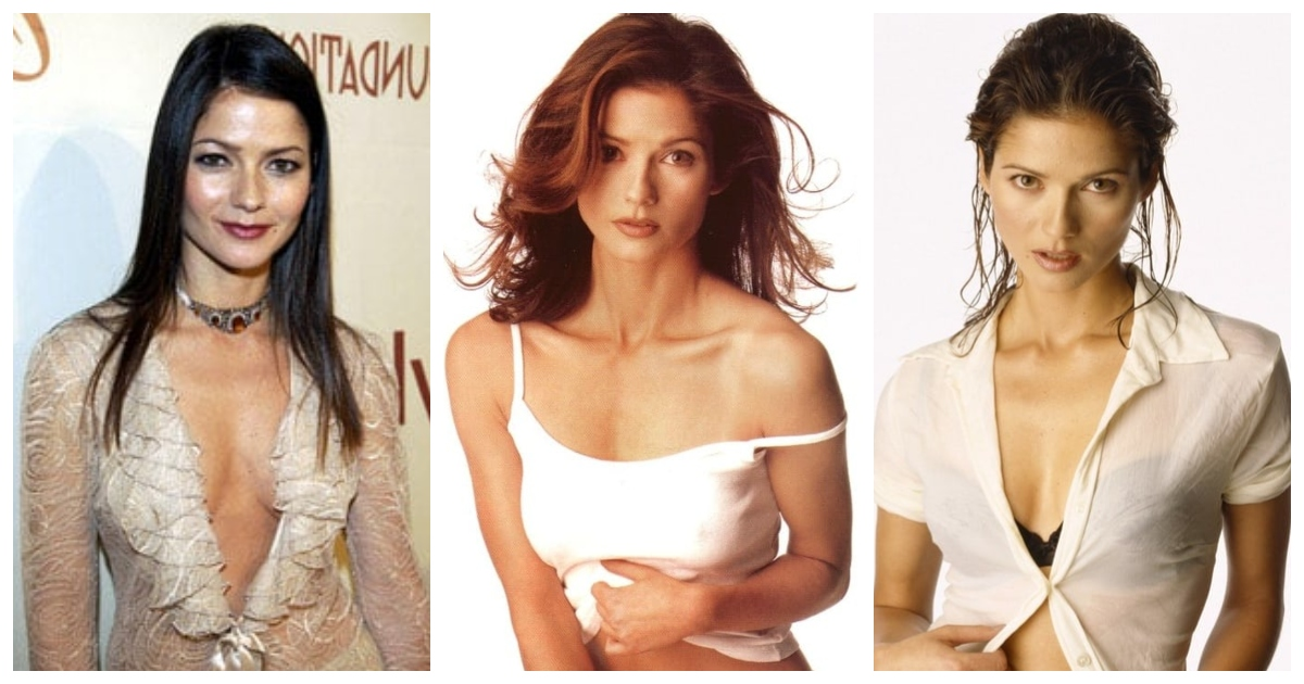61 Hottest Jill Hennessy Boobs Pictures Spectacularly Tantalizing Tits