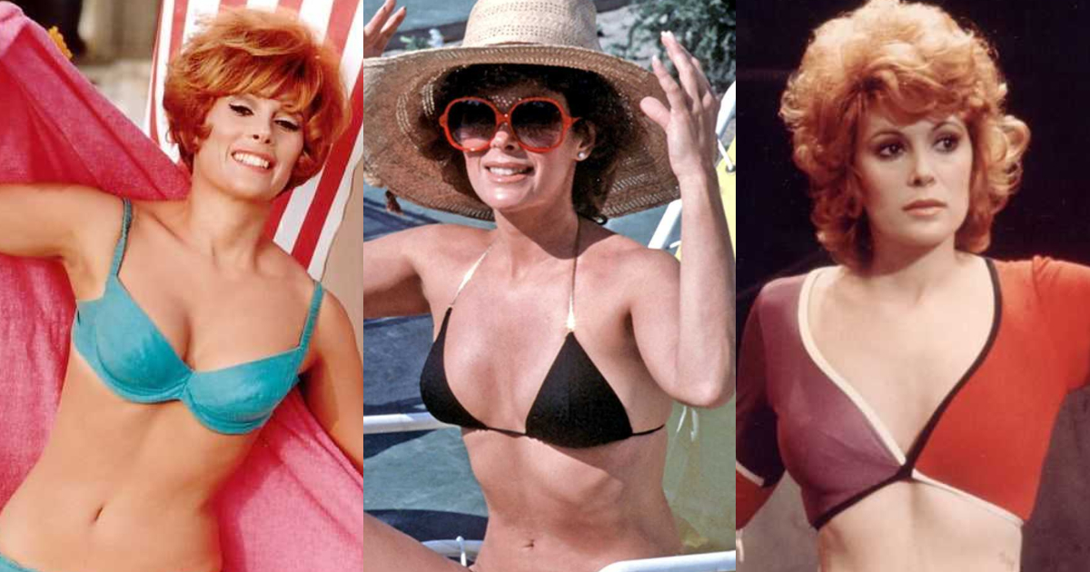 61 Hottest Jill St. John Boobs Pictures Are Jaw-Dropping And Quite The Looker