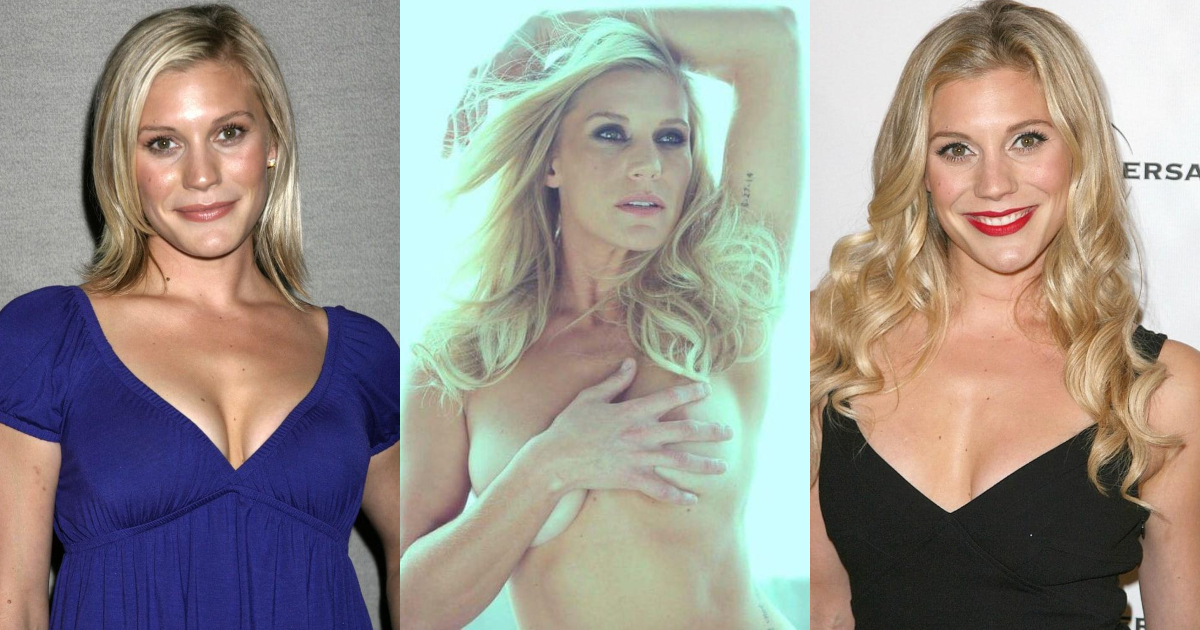 61 Hottest Katee Sackhoff Boobs Pictures Are Arousing And Appealing