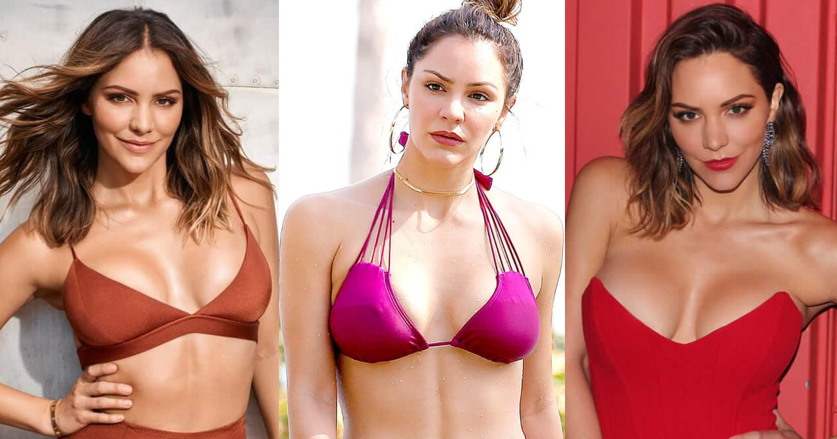 61 Hottest Katharine McPhee Boobs Pictures You Just Want To Nestle Between Them