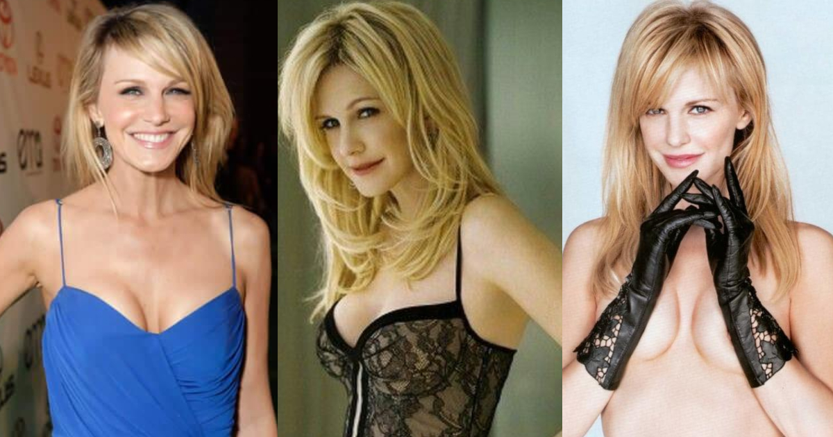 61 Hottest Kathryn Morris Boobs Pictures Expose Her Perfect Cleavage