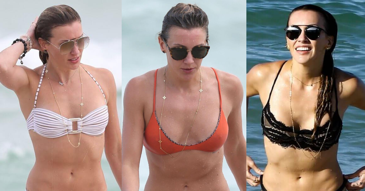 61 Hottest Katie Cassidy Boobs Pictures Are Arousing And Appealing