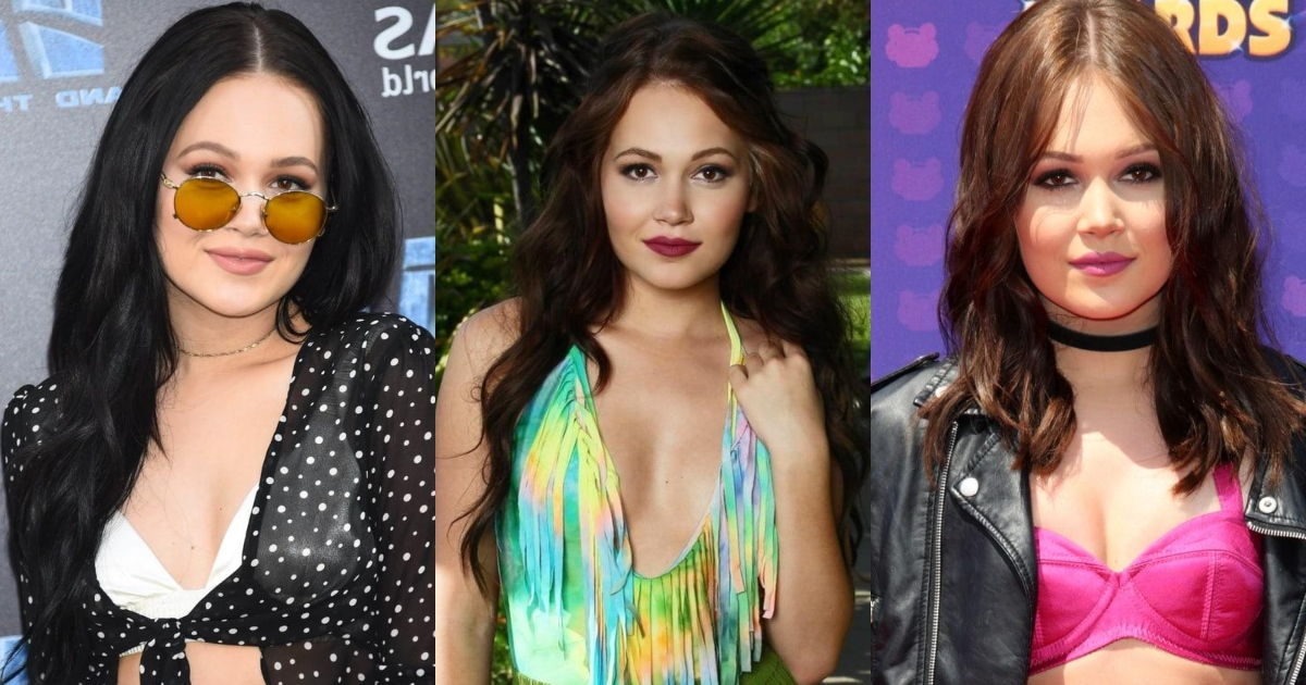 61 Hottest Kelli Berglund Boobs Pictures Are Arousing And Appealing