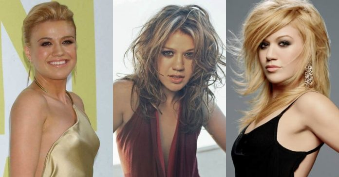 61 Hottest Kelly Clarkson Boobs Pictures Show Off Her Perfect Set Of Racks