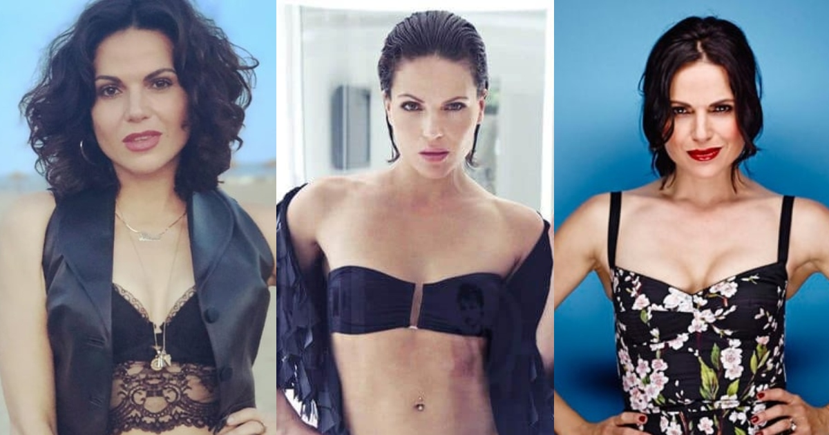61 Hottest Lana Parrilla Boobs Pictures Are Arousing And Appealing