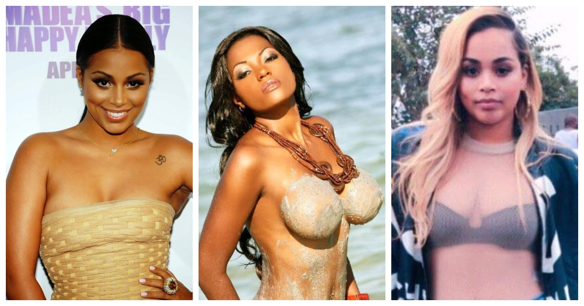 61 Hottest Lauren London Boobs Pictures Are Arousing And Appealing