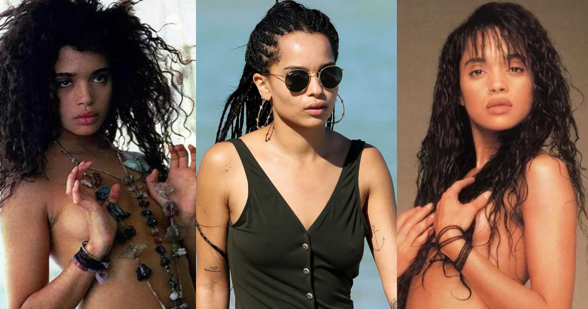 61 Hottest Lisa Bonet Boobs Pictures Spectacularly Tantalizing Tits