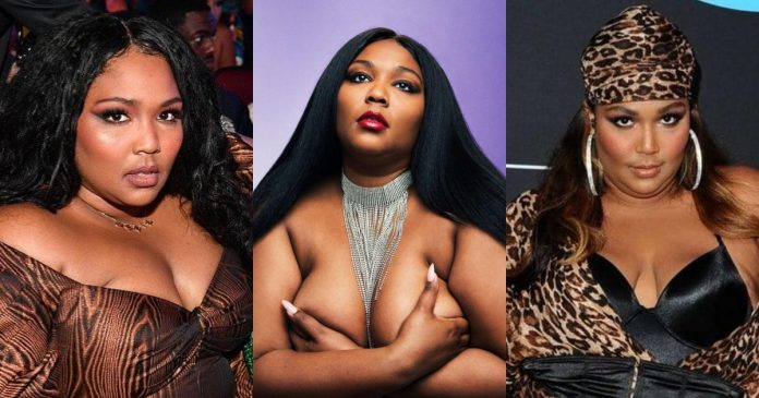 61 Hottest Lizzo Boobs Pictures Will Tempt You To Hug Her Tightly