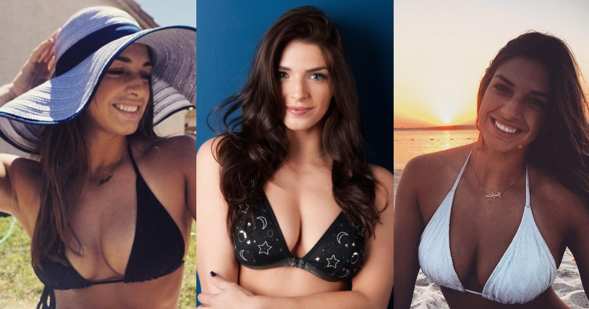 61 Hottest Mackenzie Dern Boobs Pictures Are A Perfect Fit To Make Her A Hottie Hit