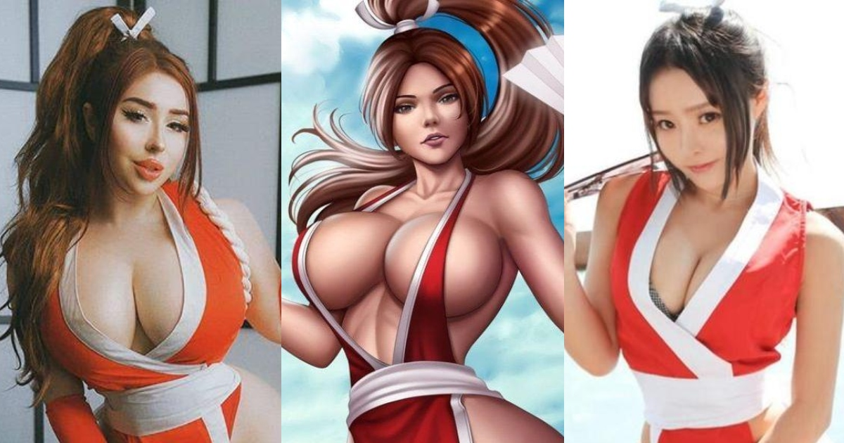 61 Hottest Mai Shiranui Boobs Pictures Are Arousing And Appealing