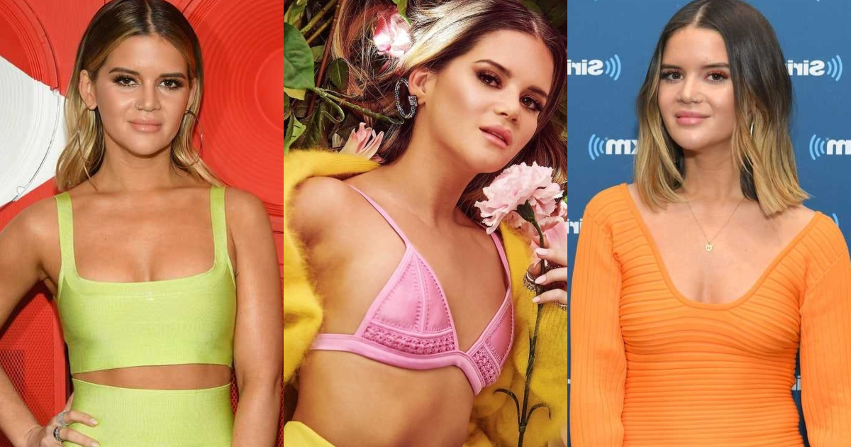 61 Hottest Maren Morris Boobs Pictures Are Arousing And Appealing